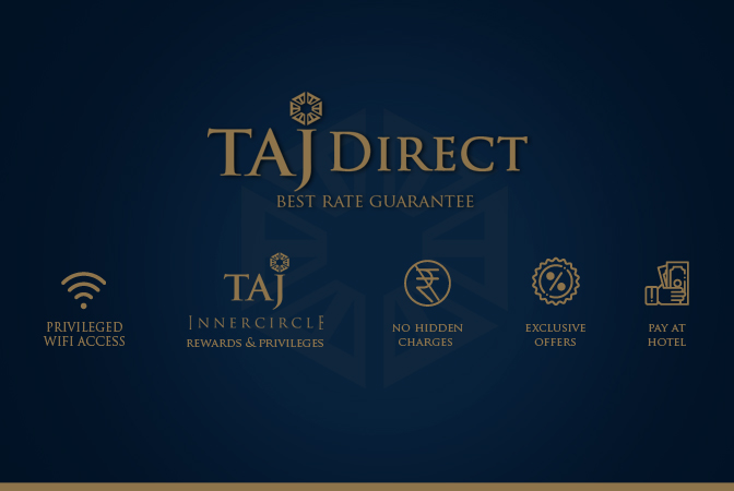 Taj Booking Features
